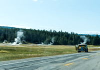 The Yellowstone touring car.