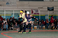 Babes of Wrath vs Cannery Rollers